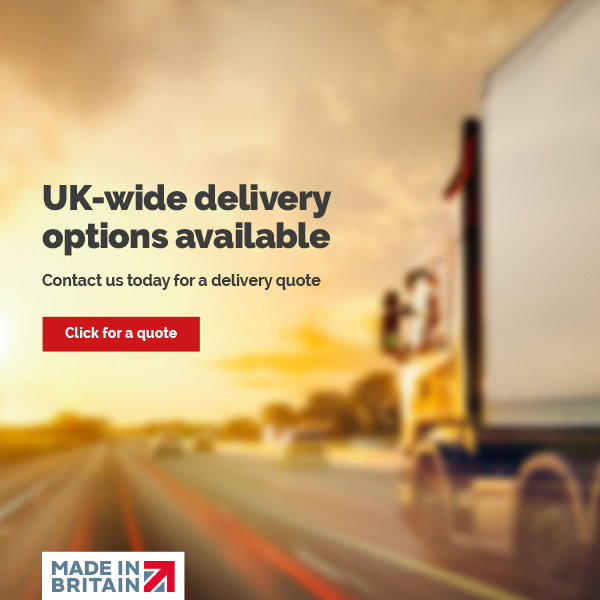 UK-wide delivery options available
